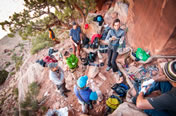 Rock Climbing: Indian Creek Crack Clinic October 4-6, 2013